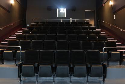 location salle de cinema